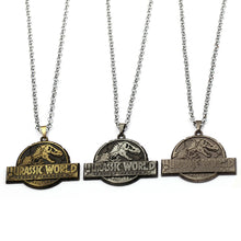 Load image into Gallery viewer, Jurassic World Necklace (FREE)