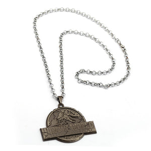 Jurassic World Necklace (FREE)