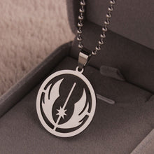 Load image into Gallery viewer, Jedi Order Necklace