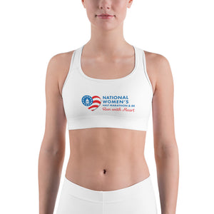 National Women's Half Marathon Sports Bra