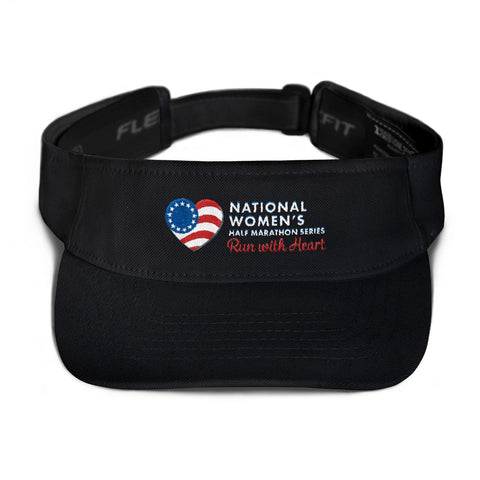 Run with Heart Series Visor