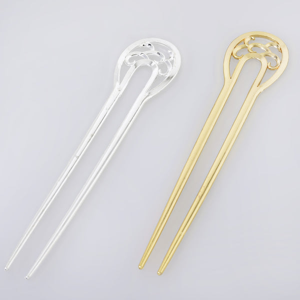 160*23*3mm Alloy Hair Stick hair pins Hair Fork for Women Hair Accessories Hair Jewelry 5pcs 102666
