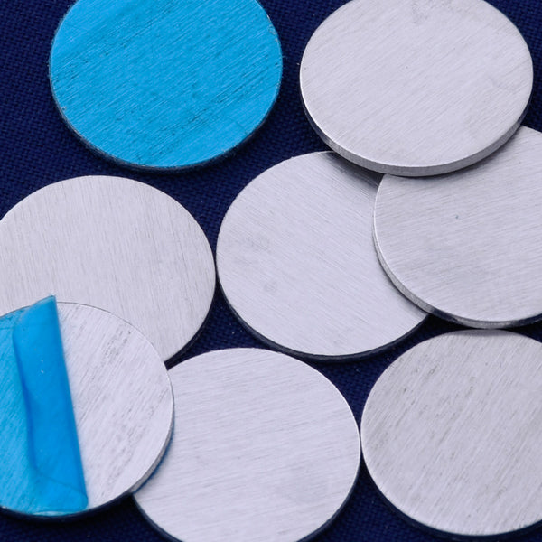 "20pcs about 1""(25mm) tibetara® aluminum round disc Stamping supplies Metal Blank Fantastic Shine 18 Gauges"
