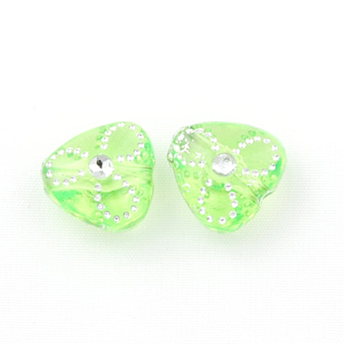 9 MM Plastic Beads with diamond,Sold per pkg of 2650 PCS