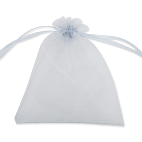 100*120 MM Gray Organza Jewelry Gift Pouch Bags ,Sold 100 PCS Per Lot, Great For Wedding Favors, Sachets, Beads, Jewelry and so on