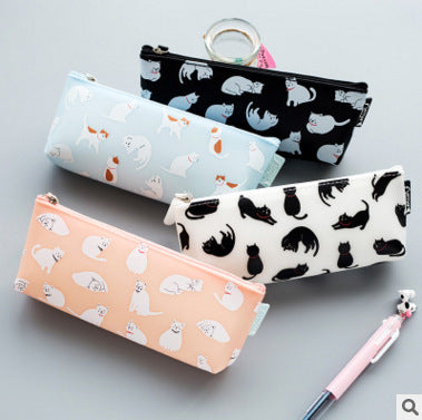 Lazy Cat Pencil Case