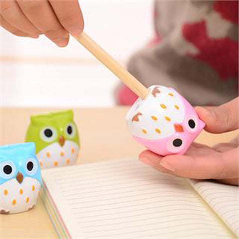 Owl Pencil sharpener