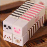Cute Animal Pencil Eraser