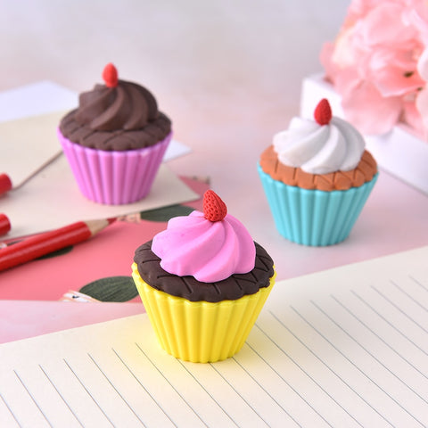 Cupcake Pencil Sharpener
