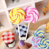 Lollipop Eraser