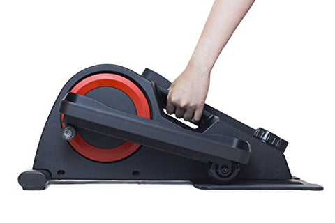 Cubii Pro Under Desk Elliptical, Bluetooth Enabled, Sync w/FitBit and HealthKit