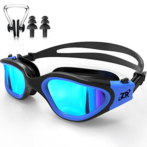 Zionor Swimming Goggles, G1 Polarized Swim Goggles