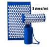 Image of Cushion Shakti Body Pain Acupuncture Spike Yoga Mat with Massage Pillow