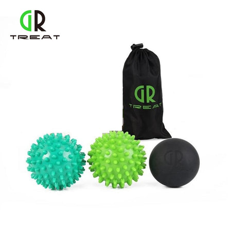 3PCS  Trigger Point Massage Ball Set