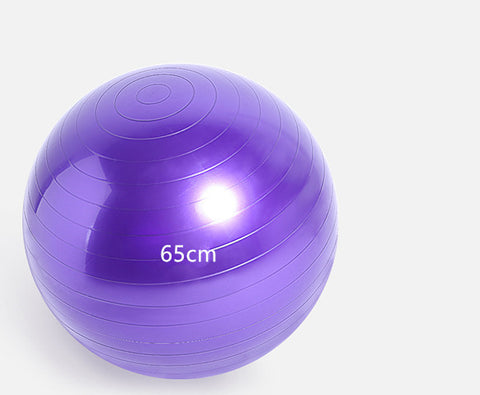 55CM 65CM 75CM Female Sport Pilates Fitness Anti-Burst Thickened Women Yoga Balls