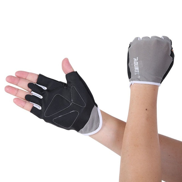 New Women/Men Training Body Building Sport Fitness Weight Lifting Gloves S/M/L