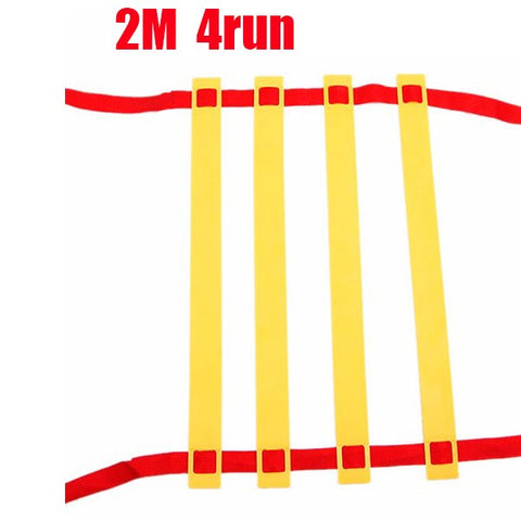 Agility Ladder for Soccer and Football Speed Training With Carry Bag Fitness Equipment