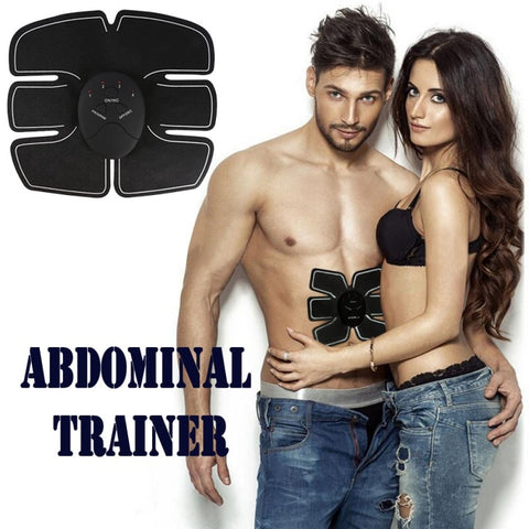 Abdomen Trainer Battery Home Fitness Abdomen Instrument Muscle Trainer