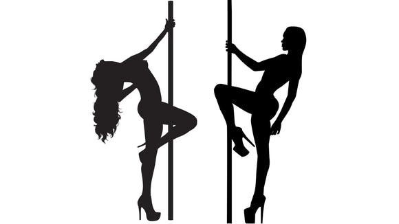 Strippers and Pole Dancers