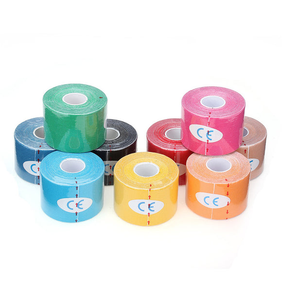 5M*5CM Waterproof Breathable Elastic Sports Tape
