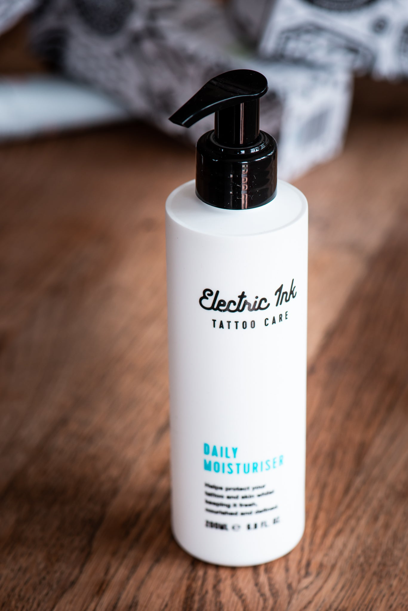Electric Ink Tattoo Care - Daily Moisturiser