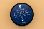 Cap'n Joe Peppermint Foot Scrub