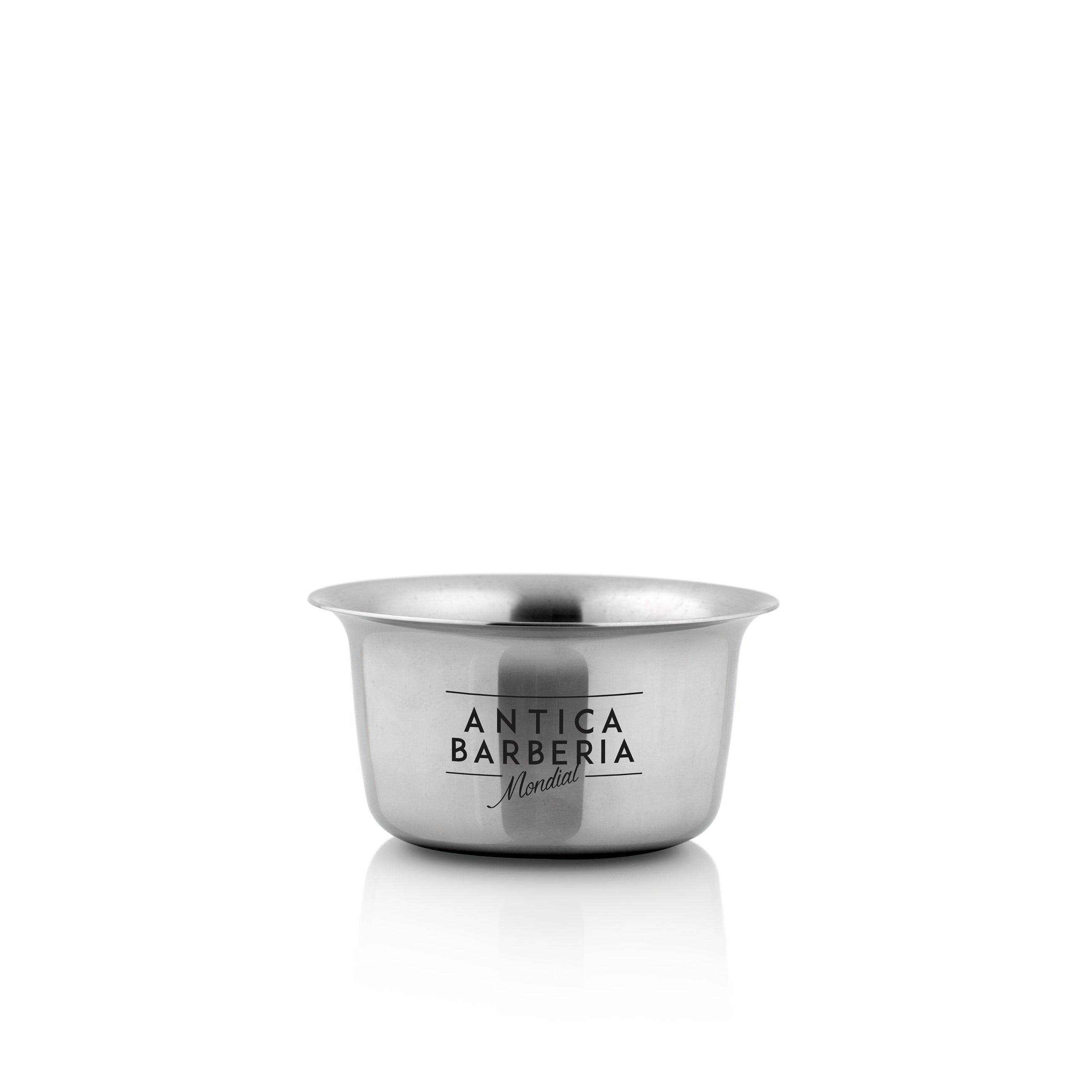 Antica Barberia Professional Shaving Bowl Inox