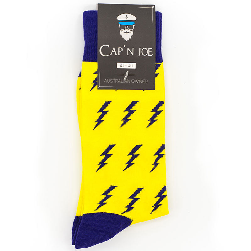 Jumping Jack Flash | Cap'n Joe | Socks