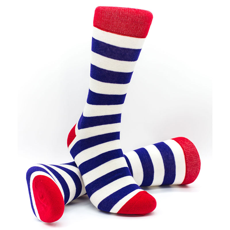Stripe me Lucky | Cap'n Joe | Socks