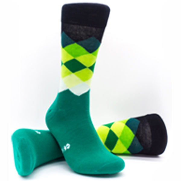 Green with Envy | Cap'n Joe | Socks