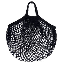 Load image into Gallery viewer, Cotton-Woven Net Shoulder Bag (Reusable Fruit/Vegetable Grocery Bag)