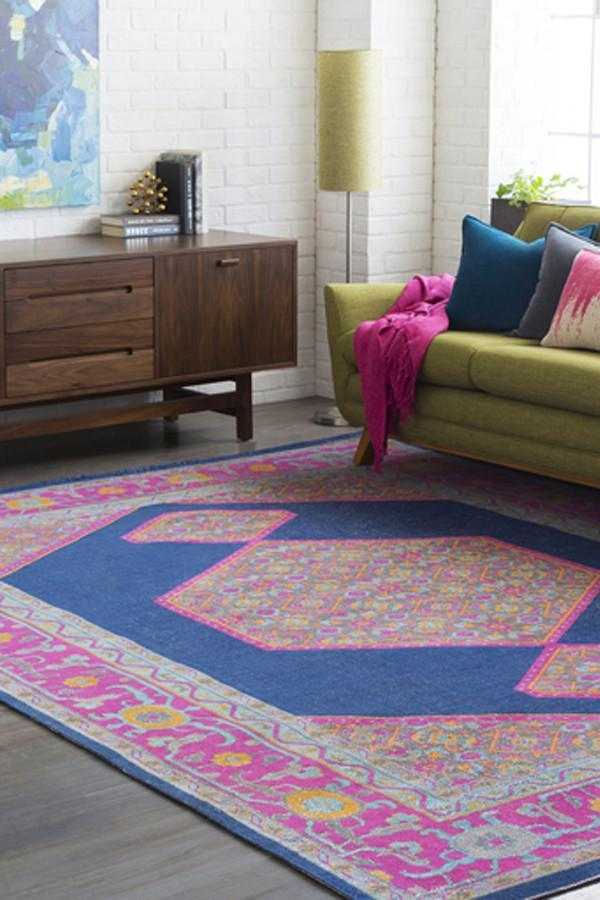 Eternal Whisper Blink Navy Rug