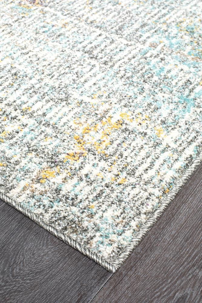 Aspect Riverside Sticks Multi Runner Rug