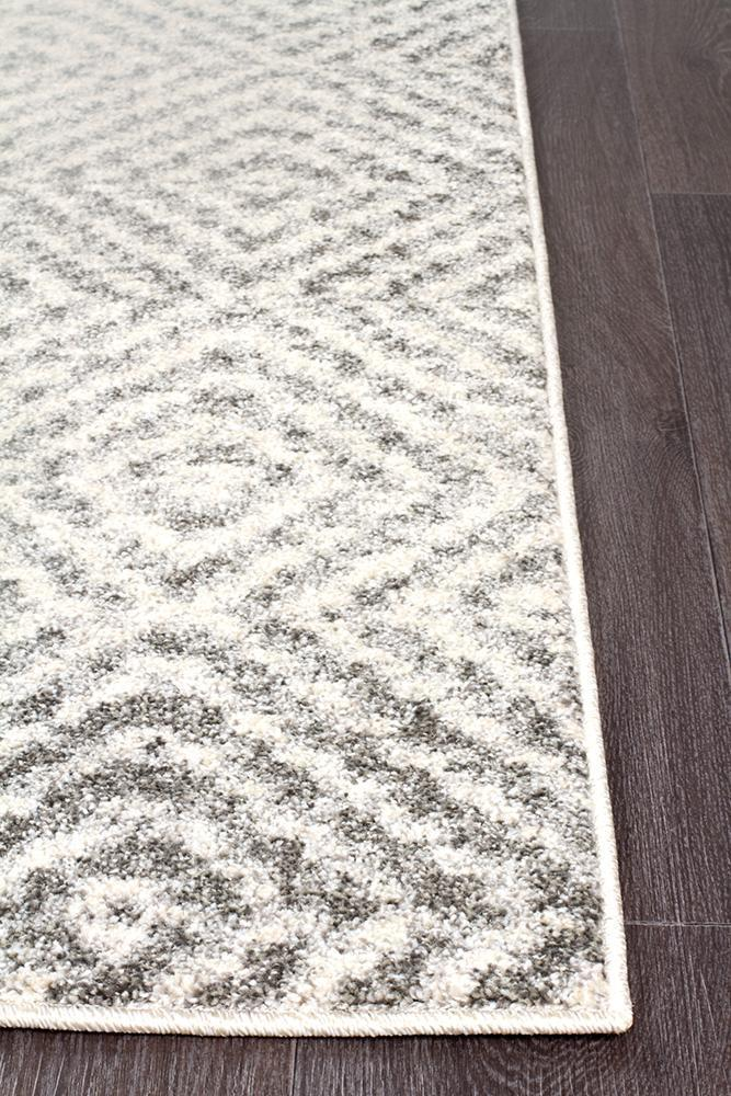 Aspect Riverside Ripple Grey Rug
