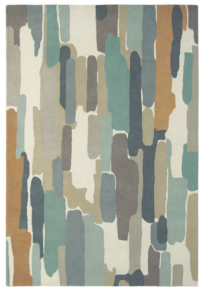 Harlequin Trattino Sea-glass 44804 Rug