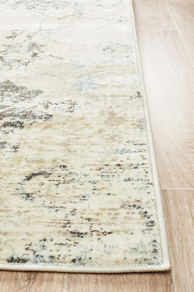 Calypso Collection 6107 Bone Rug