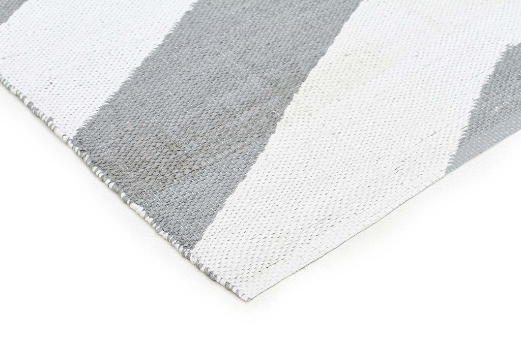Coastal Indoor Outdoor 1 Grey Rug