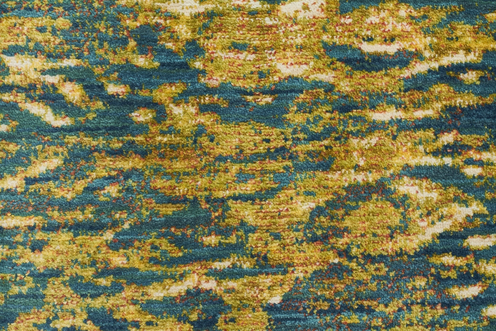 Concepts Collection 504 Green Rug