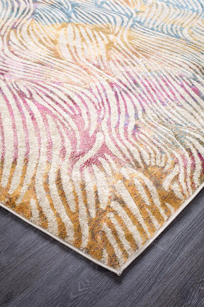 Dreamscape Surface Modern Prism Rug