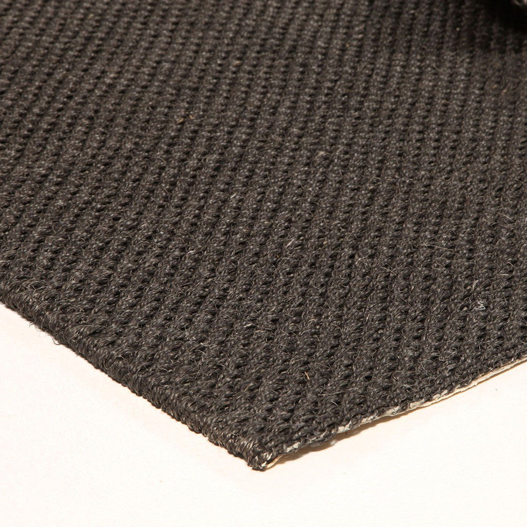 Eco Sisal Tiger Eye Charcoal Runner