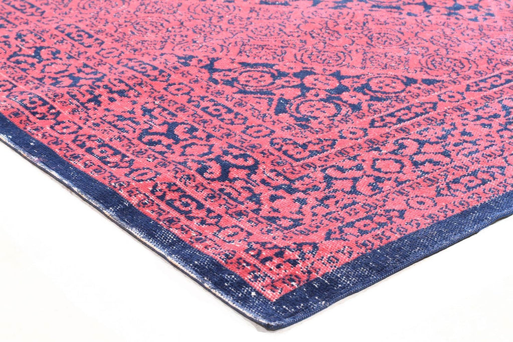 Eternal Whisper Vision Magenta Rug