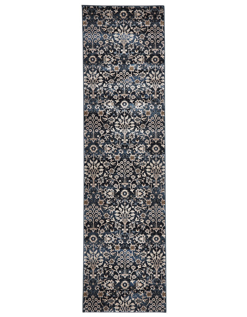 Heirloom Morris Imperial Blue Rug