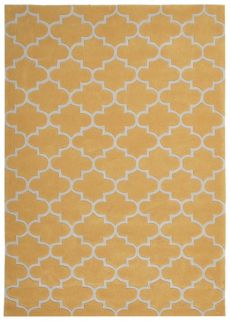 Gold Collection 625 Orange Rug