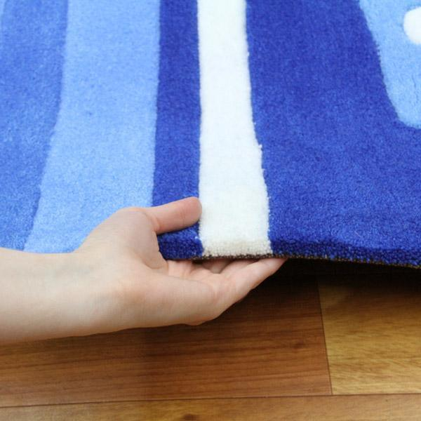Super Fun Ships and Boats Rug Blue