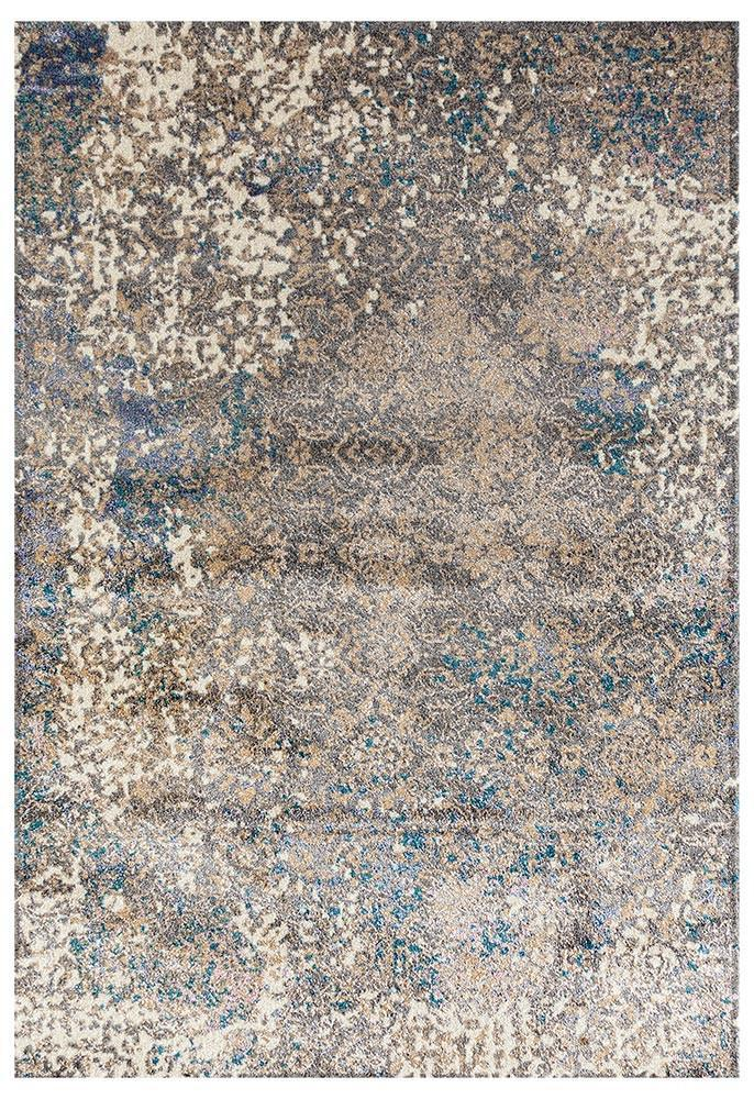 Medina Danica Transitional Rug Blue Grey