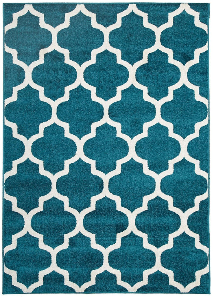 Marquee Indoor Outdoor 310 Peacock Rug