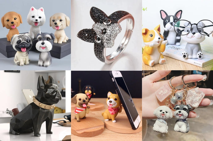 16 Most Adorable Gifts for Dog Lovers in 50 Most Loved Dog Breeds 2020