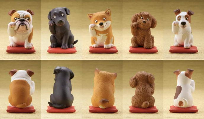 11 Cutest Types of Dog Figurines for those who LOVE Dogs!