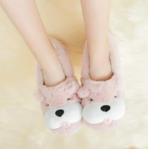 English Bulldog Slippers - Gifts for English Bulldog Lovers