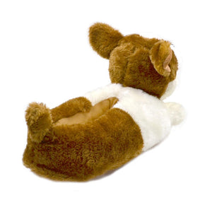 3D Corgi Love Warm Indoor SlippersSlippers